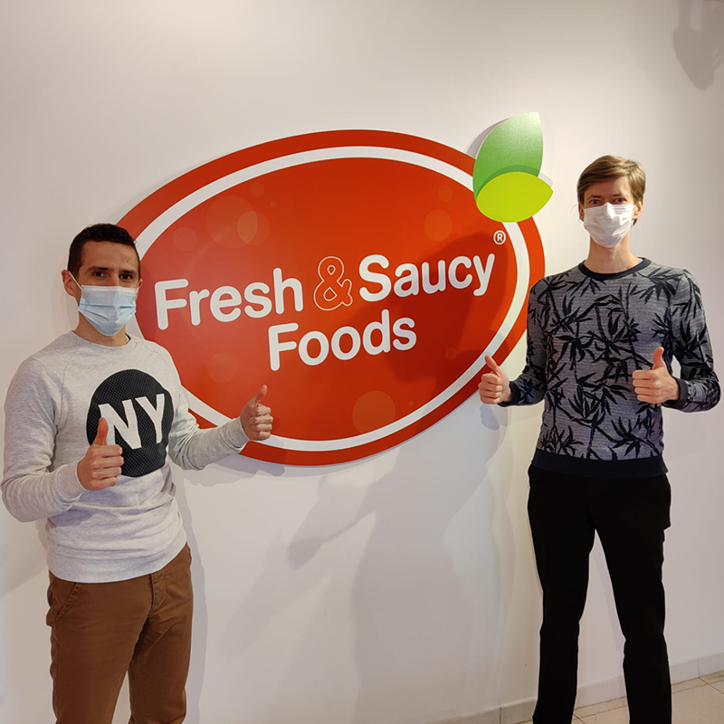 fresh and saucy 2
