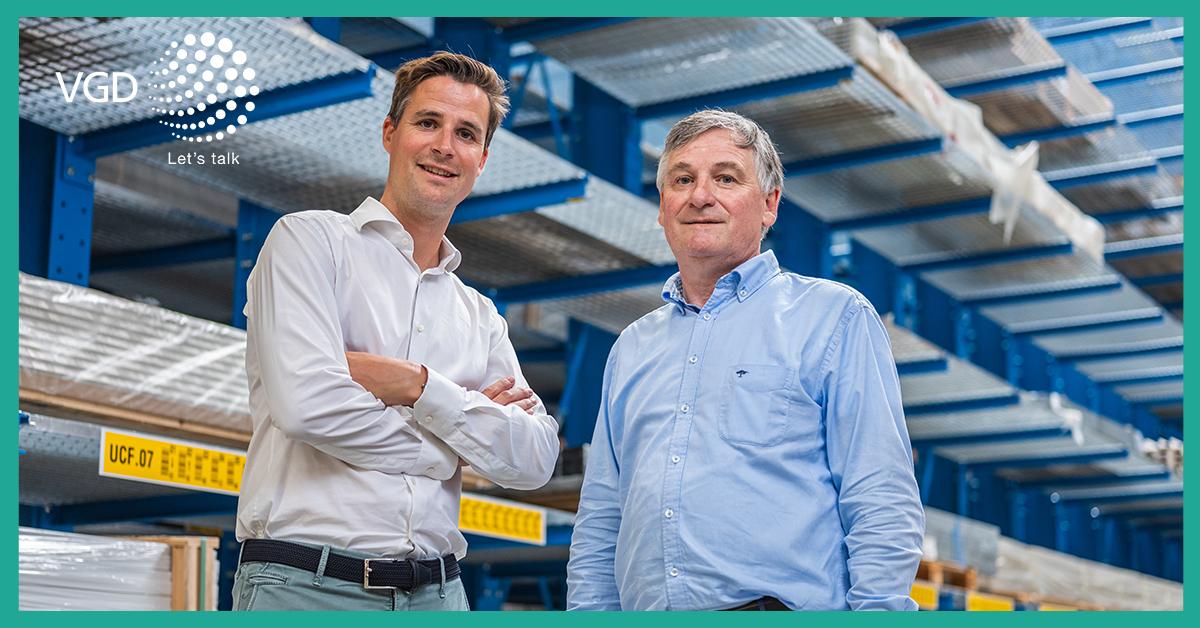 VGD als vertrouwd aanspreekpunt voor volledige business van Linum Group