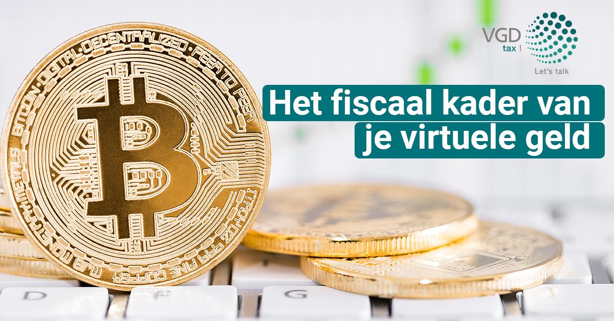 Zal de fiscus mijn winst uit bitcoins belasten?