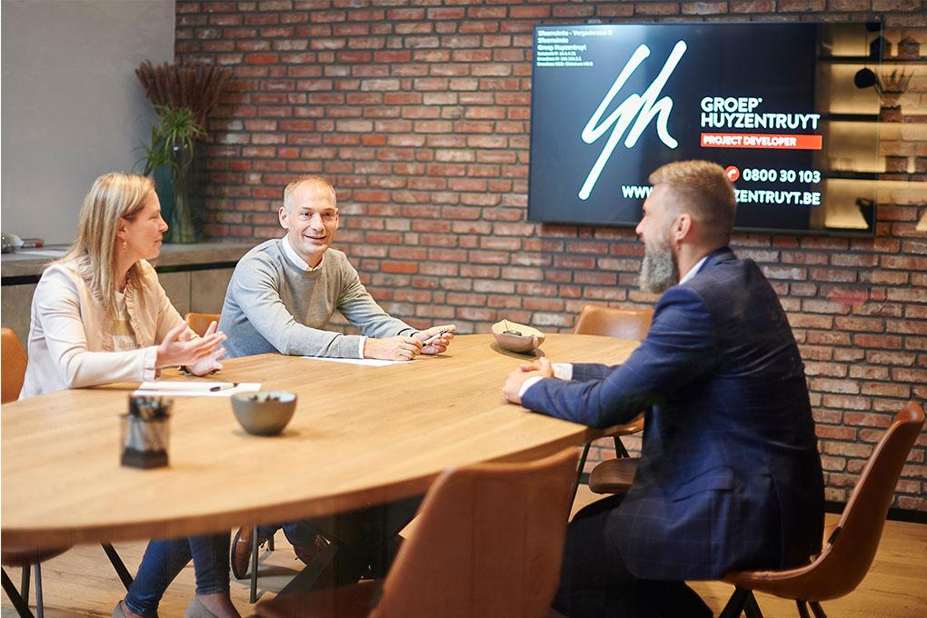 Efficiënte financiële en operationele rapportering bij Groep Huyzentruyt