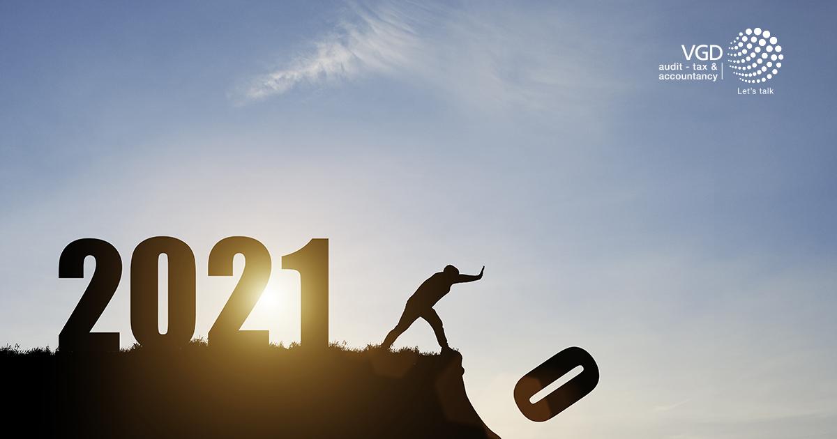Overzicht nieuwe fiscale maatregelen vanaf 1 januari 2021